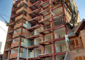 2016 - Edificio Sustentable Morón (Bs. As.) - Crom Argentina - Marmolería Alvarez