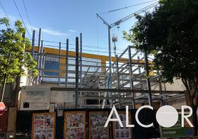 2018 - 2019 Parking Renault Argentina (CABA) Estructuras Industriales S.A. – Henisa S.A