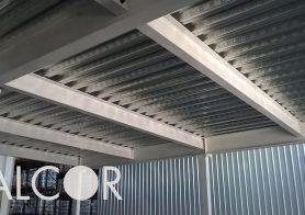 2017 – Centro De Distribución Pinturas Tersuave Moreno (Bs. As.) - Arq. Bernardo Korochinsky - Taller 4