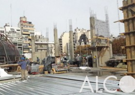 2019 – Ampliación azotea Alto Palermo Shopping (C.A.B.A.) - Ferma S.A. - Irsa Abello Criba