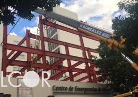 2018 - Centro de emergencias de niños (Rosario) - Geodesic