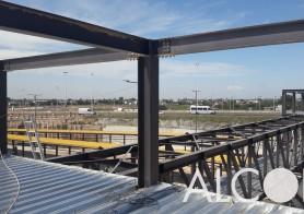 2017 - Centro De Transferencia Integral Metrobus Matanza (Bs. As.) – Din S.A. Argentina