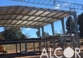 2017 - Anfiteatro Colon – Metalsol S.A