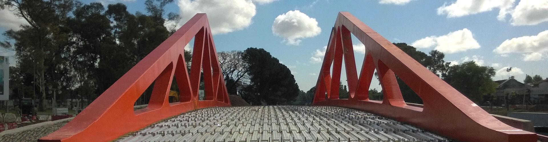 Puentes Metálicos en Av. Gral. Paz